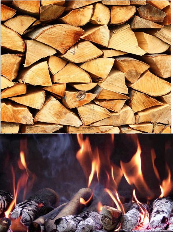 fire wood landing